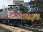 Caltrain and Union Pacific